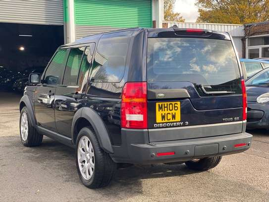 2006 Land Rover Discovery image 4