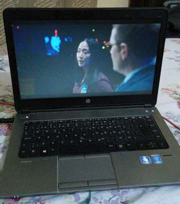 Hp elietbook 640,core i5 image 1