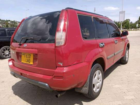 2002 Nissan X-Trail image 4