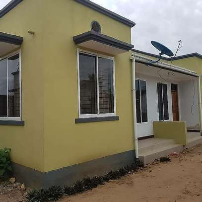 2 bed room brand new house villa for rent at tegeta nyuki image 3