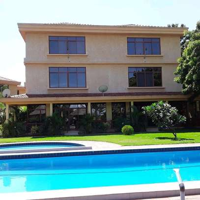 3BEDROOMS FULLYFURNISHED VILLA FOR RENT AT MBEZI BEACH image 1