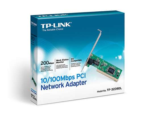 10/100Mbps PCI Network Adapter (TF-3239DL)