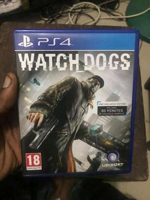 Watch Dogs PS4 ?