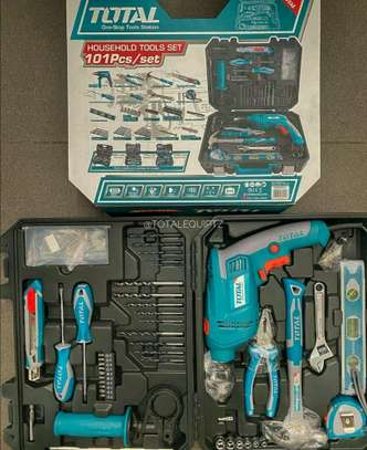 101 TOOL SET AVAILABLE image 2