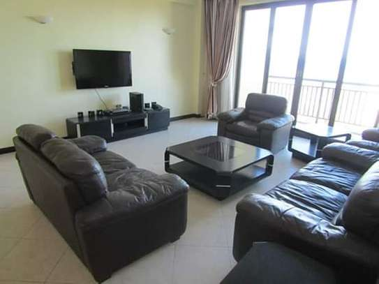 3 Bedrooms Sea View Apartments Full Furnished in Upanga