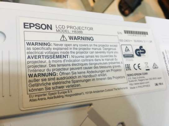Epison Projector image 4