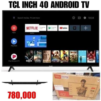 TV LED TCL nchi 40 ANDROID