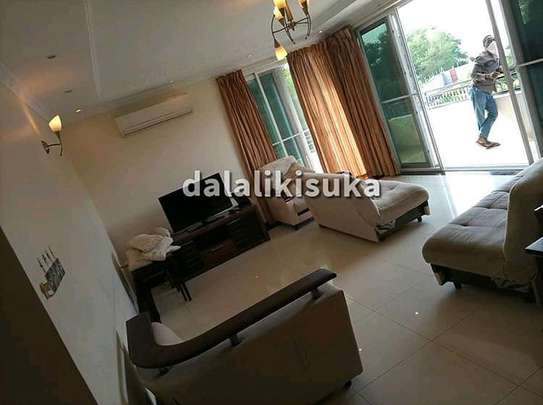Furnished two bedrooms Apartment for rent at Mikocheni image 4