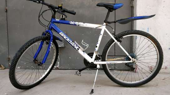 Backtrail Outback mountain bicycle