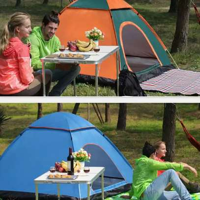 Pyramid tent for 6 People (220cm × 250cm)