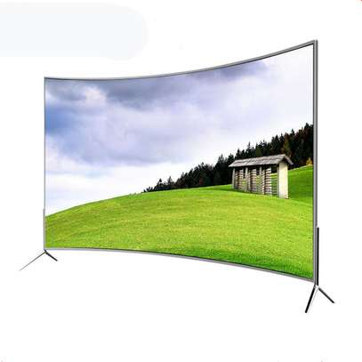 65 Inch TV Smart Curve -- Double Glass image 3