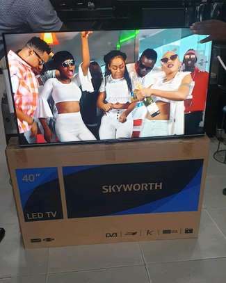 SKYWORTH SATELLITE TV INCH 40 image 2