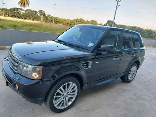 2009 Land Rover Range Rover image 8