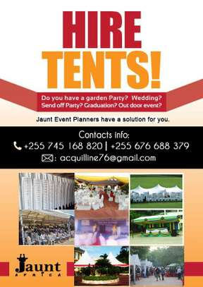 Tent Hire & Event Management