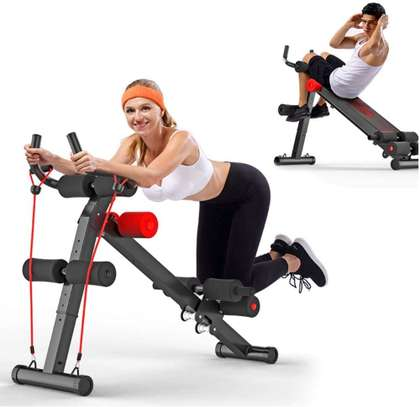4 in 1 Multifunctional sit up bench image 2