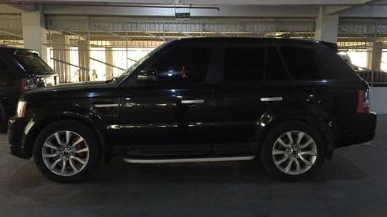 2007 Rover Range Rover sport 4.2supercharge image 1