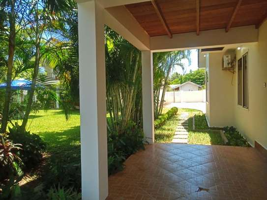 3bed villa in the compound at mbezi beach image 10