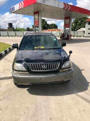 2000 Toyota Harrier image 10