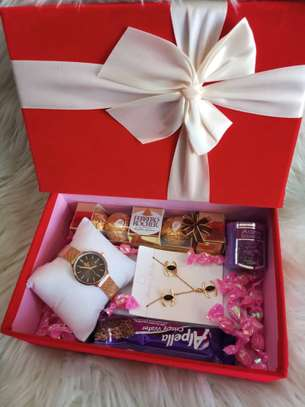 Valentine Gift Box for Her image 1
