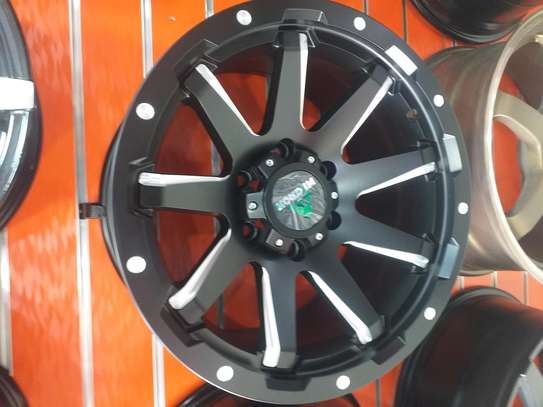 Sport rims for all cars are available image 4