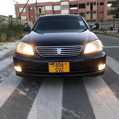 2004 Toyota Mark II