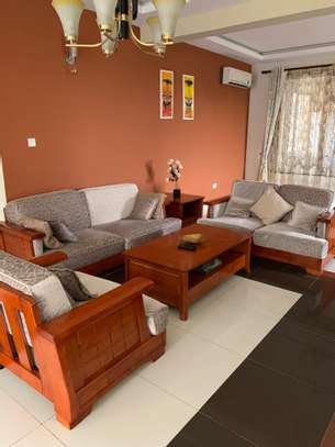 LUXURY EXECUTIVE FULL FURNISHED HOUSE IN DODOMA FOR RENT image 1