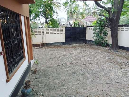 Stand alone house with large terrace For rent AT MSASANI image 7