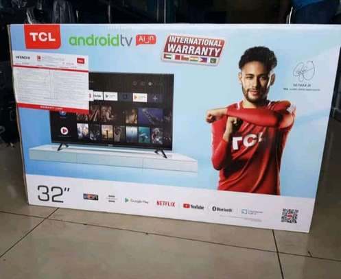 TCL Android Smart TV 32 Inches image 1