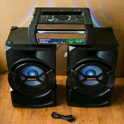 New brand sony shak  music system wtts 2400