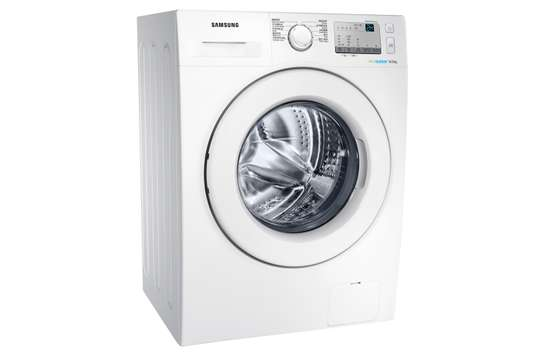 Samsung 7 Kg Front Loader Washing Machine – White (WW70J3283) image 1