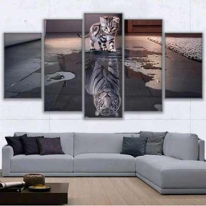 Wall canvas picture image 3