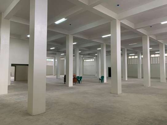 Brand New 4604 Warehouse at Chang'ombe image 4