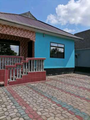 3 bdrm new house for sale at Kongowe/Mbagala image 1