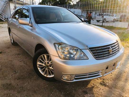 2005 Toyota Crown Royal Saloon