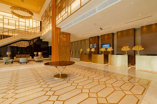 Luxury One Bedroom Apartment at Johari Rotana Hotel image 8
