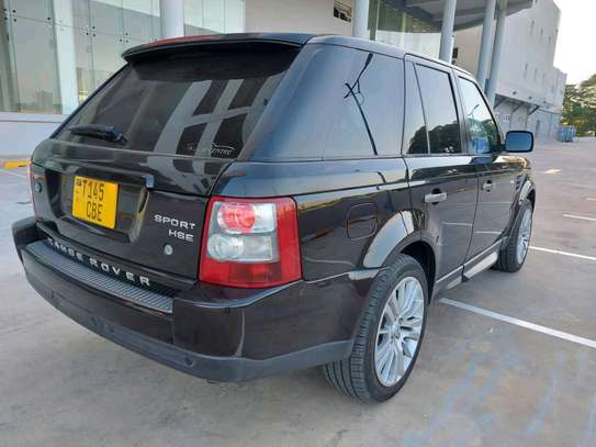 2009 Land Rover Range Rover image 5