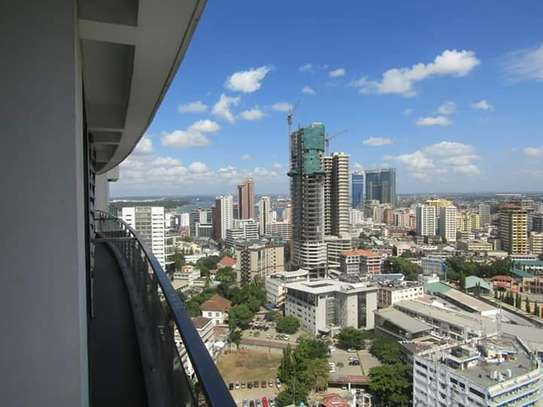 4 Bedrooms Luxury Apartments with City and Ocean View in Upanga City Center image 11