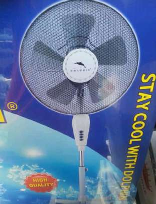 stand fan  Doliphine image 1