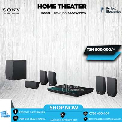 SONY HOME THEATER 3D BLU-RAY 1000W BDV-E21