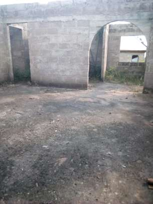 2 Bdrm unfinished house at Mwanza buhongwa