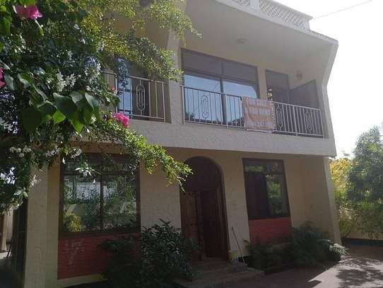 STAND ALONE HOUSE FOR RENT  - MSASANI BEACH image 1