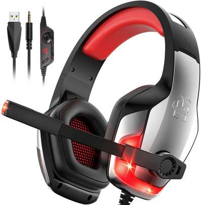 Hunterspider V4 Gaming Headset for PS4 Xbox One PC