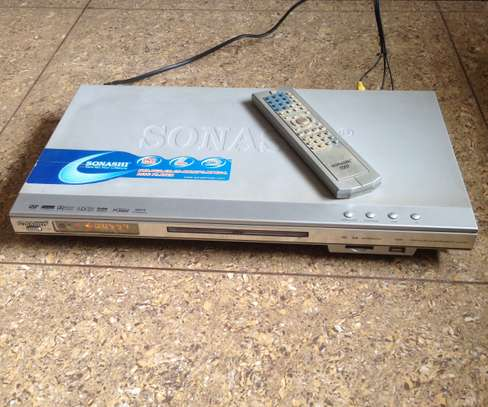 DVD Player with SD/USB Reader