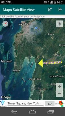 5 ACRES SEAFRONT LAND FOR SALE IN ZANZIBAR image 2