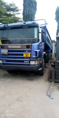 Scania Tipper 114 for sale image 2