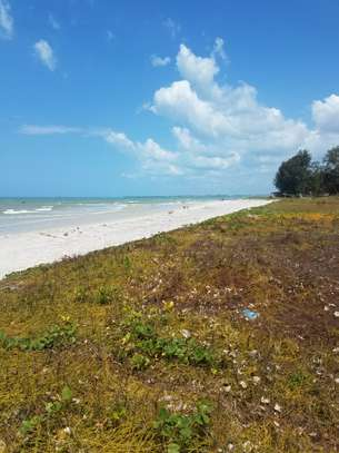 Beach plot for sale at mbezi image 1