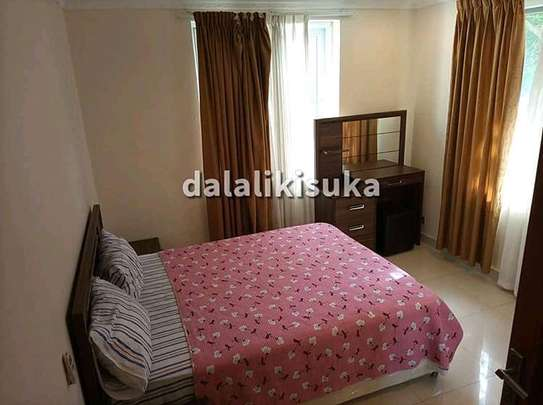 Furnished two bedrooms Apartment for rent at Mikocheni image 8
