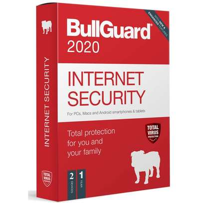 Internet Security (1+1) by BullGuard