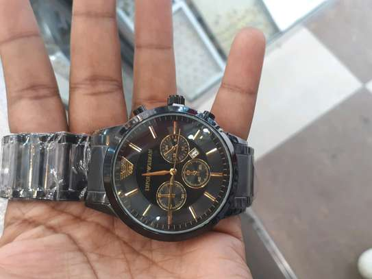 Discount Emperio armani watch