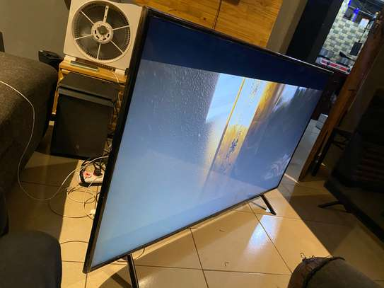 Samsung Tv 55inches smart 4K for sale image 7
